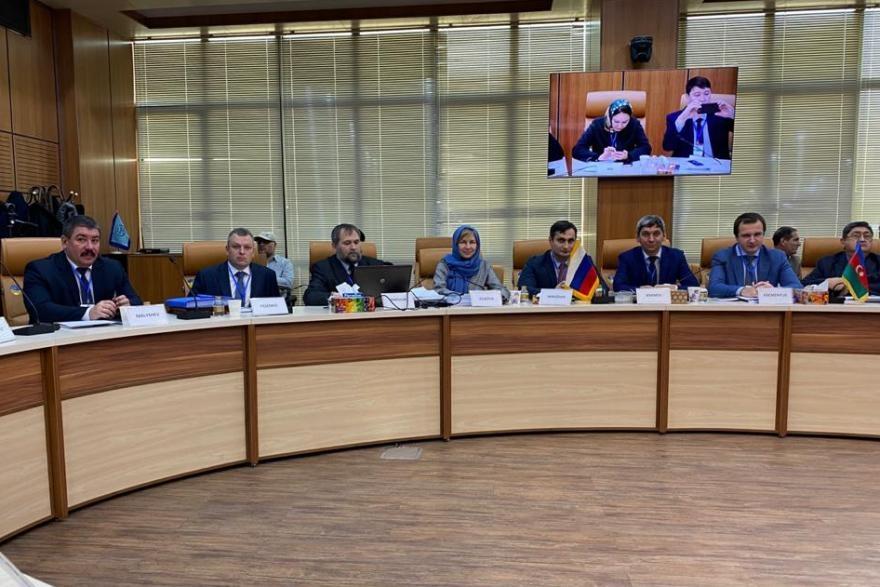В Тегеране проходит 3-е заседание Комиссии по  водным биоресурсам Каспийского моря