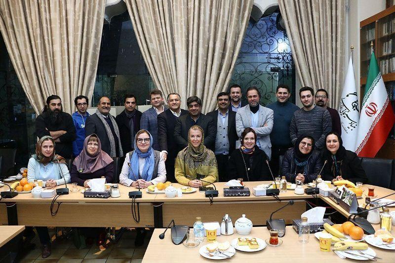 Россия и Иран расширяют культурно-гуманитарное сотрудничество