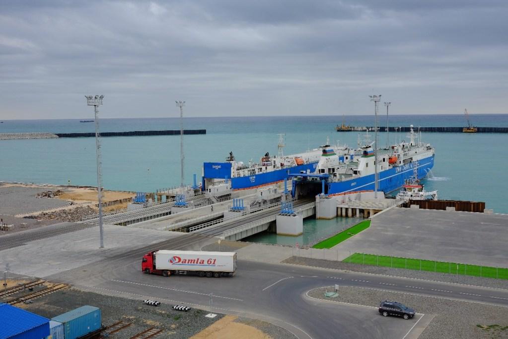 Порт Курык – динамичные векторы развития