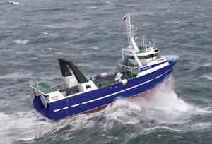 Для Каспия строится рыболовный траулер российского проекта Т30В