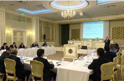 В Туркменистане обсудили вопросы безопасности региональных инфраструктур в Афганистане