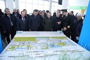 Казахстанские сенаторы рассмотрели проблемы развития каспийской инфраструктуры