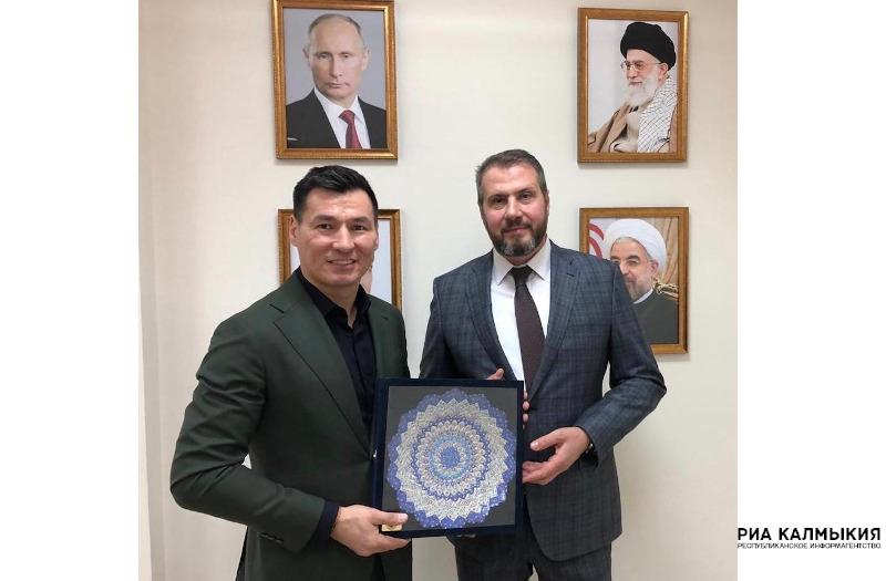 Иран заинтересован в сотрудничестве с Калмыкией – Владимир Обыденов