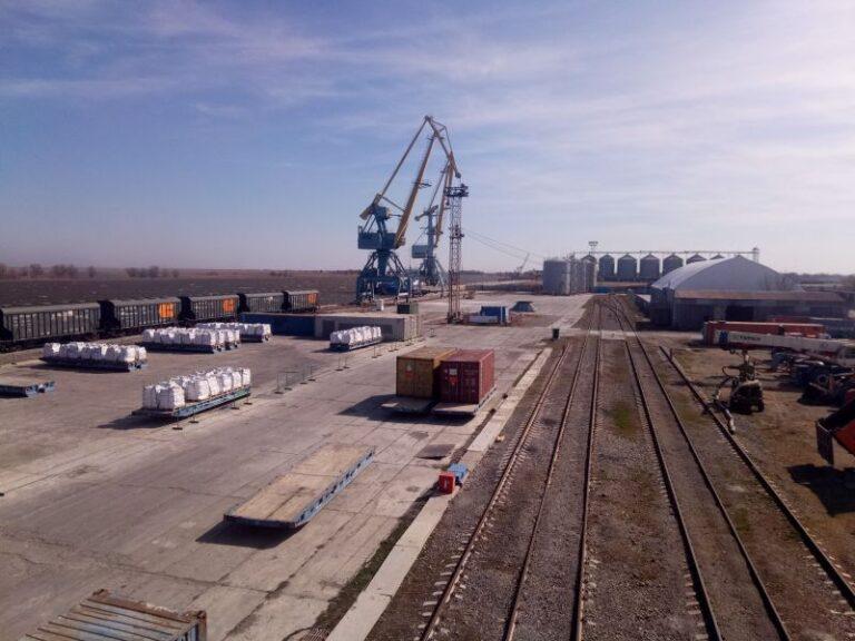 В астраханских портах реализуются мероприятия по развитию инфраструктуры