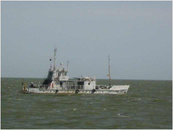 Астраханский КаспНИРХ проводит сельдяную съёмку в Каспийском море