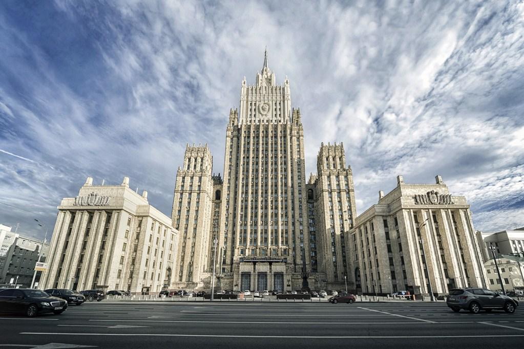 Состоялись переговоры замглавы МИД РФ А.Ю.Руденко с Послом Ирана К.Джалали