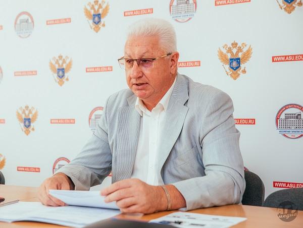 Состоялось совещание ректоров Ассоциации университетов Прикаспийских стран