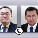 Казахстан и Туркменистан активизируют двустороннее сотрудничество