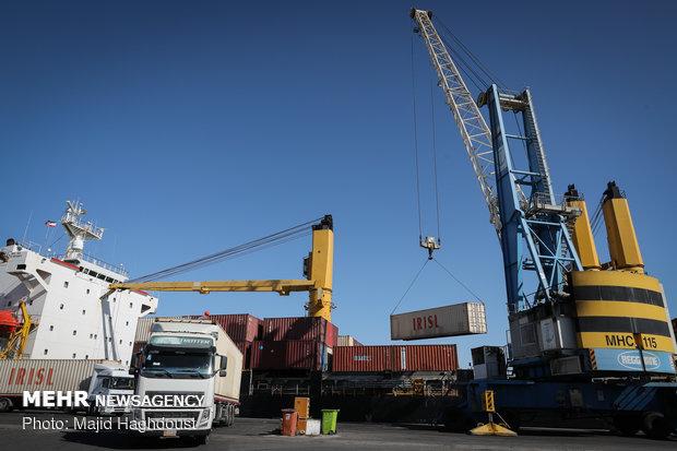 Транзитные грузоперевозки через иранский порт Чабахар наращивают обороты
