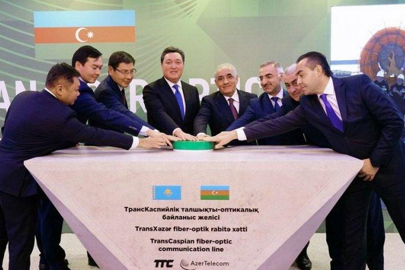 Каспийский цифровой хаб: коммуникационный прорыв или политический тупик?