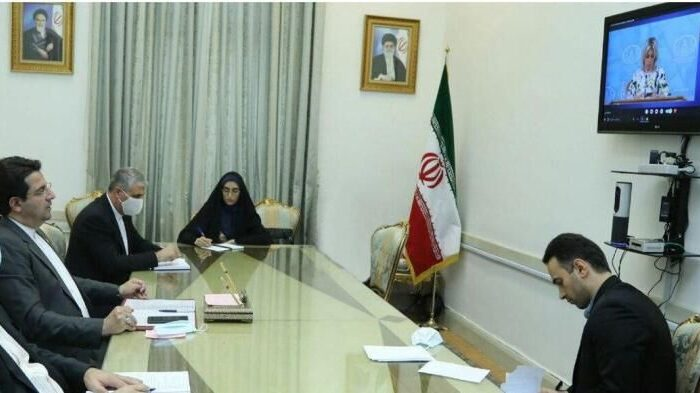 МИД Ирана и России провели консультации по информационной проблематике