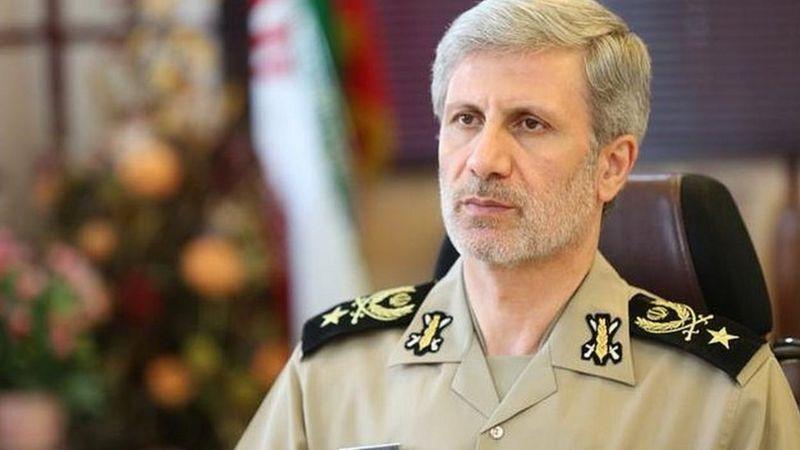 О визите министра обороны Ирана в Российскую Федерацию