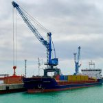 На Каспии открывается регулярная контейнерная линия
