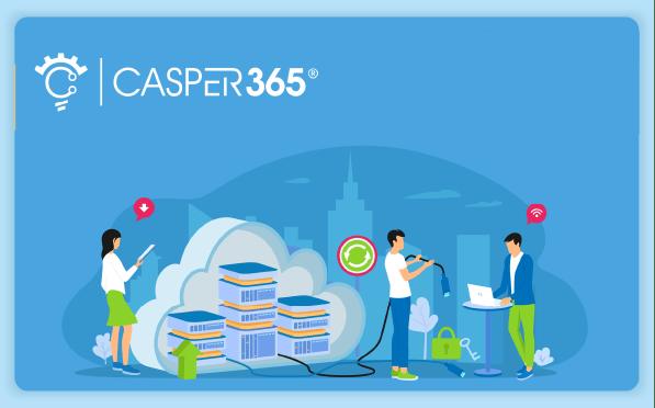 Casper365 sharepoint automation platform migrations