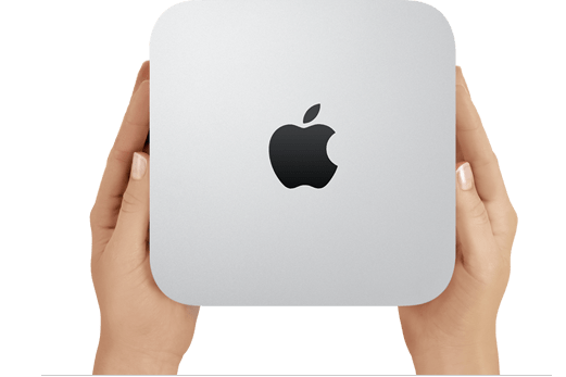 Upgrade or replace the hard drive in a Mac Mini