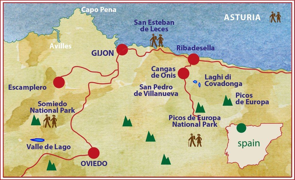 asturias-picos-de-europa-caspin-journeys-map