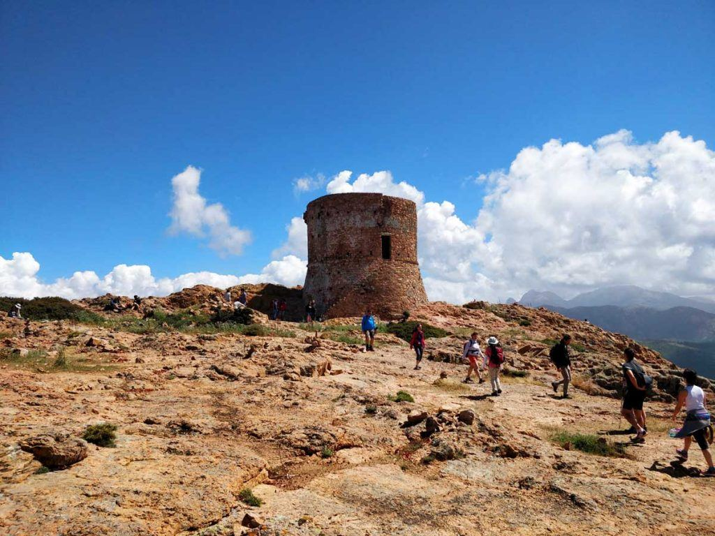 Small group walking tour in Corsica with Caspin Journeys