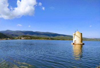 Orbetello-mill