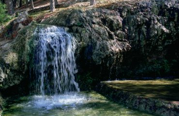 Waterfall, Sierra de Norte