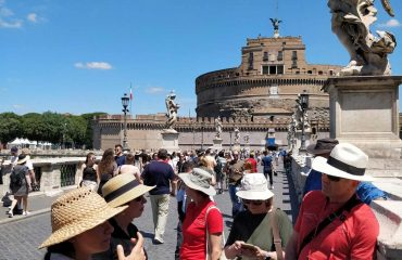Castel Sant'Angelo with local guide