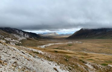 Spectacular view of Campo Imperatore