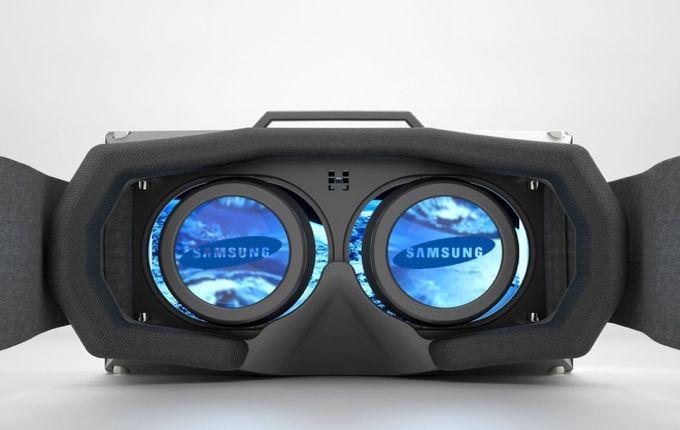 Deux nouveaux casques VR et de l'AR dans les tuyaux — Samsung