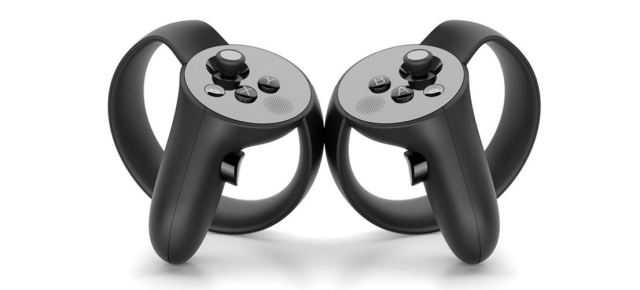 oculus touch new design
