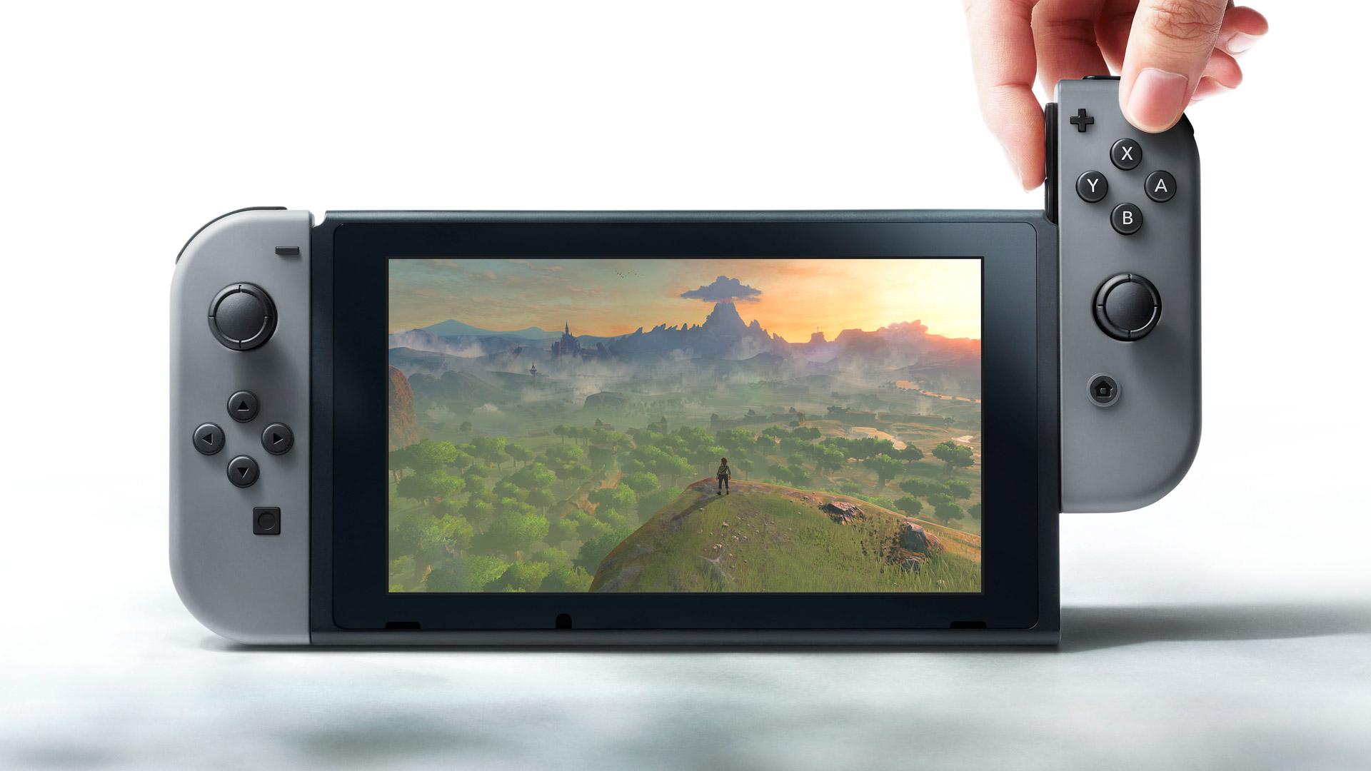 Nintendo Switch - La réalité virtuelle est prévue