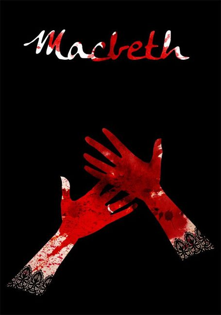 what does blood symbolize in macbeth