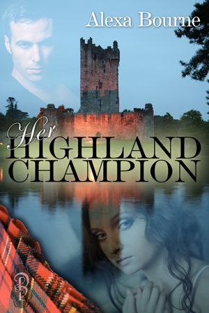 Her Highland Champion Alexa Bourne