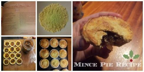 Cassandra Dean Mince Pie Recipe