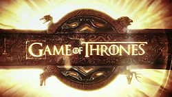 Game of Thrones HBO A Song of Ice and Fire