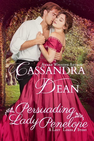 Persuading Lady Penelope by Cassandra Dean