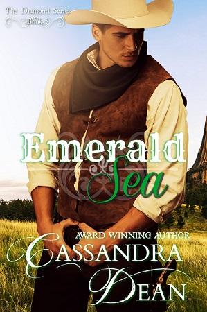 Emerald Sea The Diamond Series Book 3 by Cassandra Dean