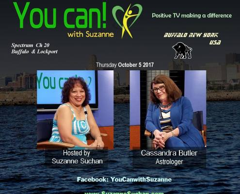 Cassandra on 'You Can! With Suzanne - TV