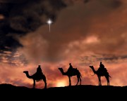 The Star of Bethlehem!
