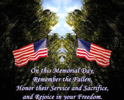 The Astrology of Memorial Day