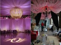 Ceiling Treatments - New Jersey Wedding Planner | NJ ...