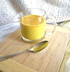 Vegan Indian Golden Milk