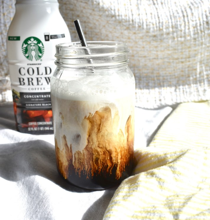 copycat starbucks irish cream cold brew