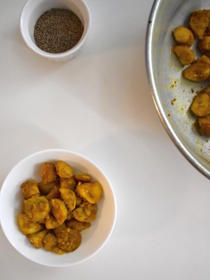 Easy Aloo Jeera Potato Curry Indian Potatoes
