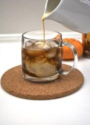 healthy starbucks pumpkin cream cold brew