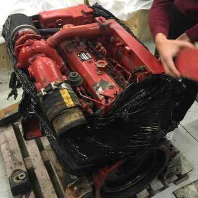 moteur Iveco 8060SRM25