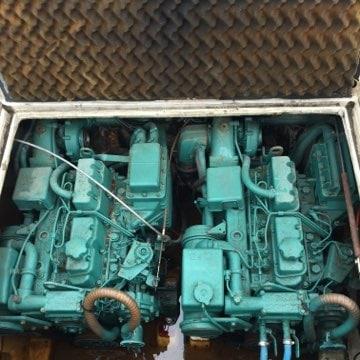 moteur volvo aqd31
