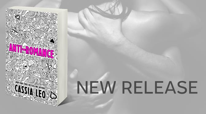 NEW RELEASE: Anti-Romance