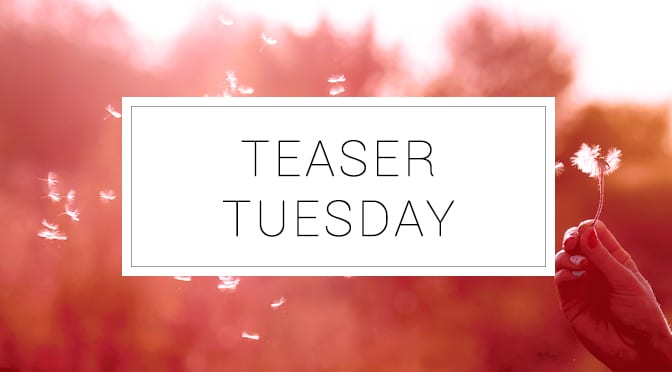 SEED: Teaser Tuesday & ARC Giveaway #2