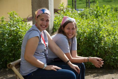 Happy Camp Counselors (Director and Logistics Manager)