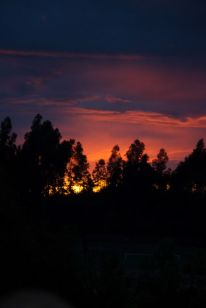 Ethiopian Sunsets