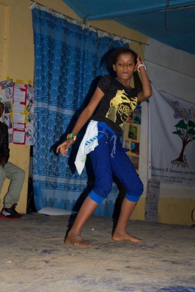 A Surprising Modern Dance