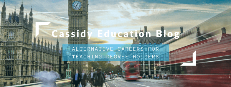 Alternative careers for teaching degree holders